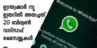 whats app messages