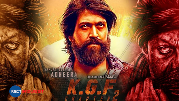kgf chapter 2 sanjay dutt first look poster released