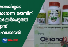 Madras High Court restrains Patanjali from using trademark 'Coronil'
