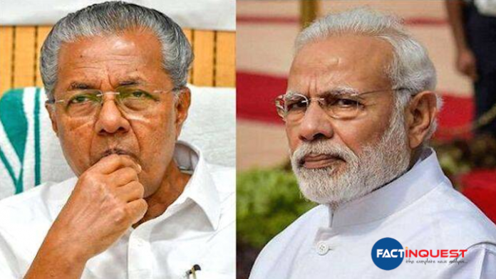 rain disaster kerala seeks special financial package from prime minister