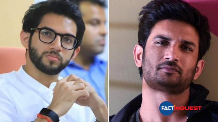 Sushant Singh Rajput Case: Allegations of involvement 'dirty politics', says Aditya Thackeray