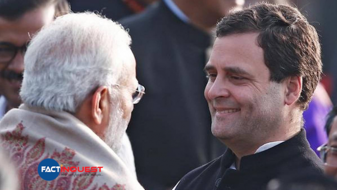 Rahul Gandhi, Arvind Kejriwal wish PM Modi on his 70th birthday