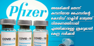 Pfizer in talks with govt to market covid-19 vaccine in India