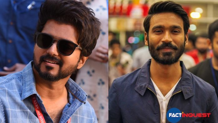 Dhanush optimistic with Vijay's Master release in theatres