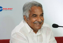 Oommen Chandy against Ministers' adalats