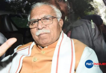 attempt to murder case registered against farmers blocked Haryana chief minister