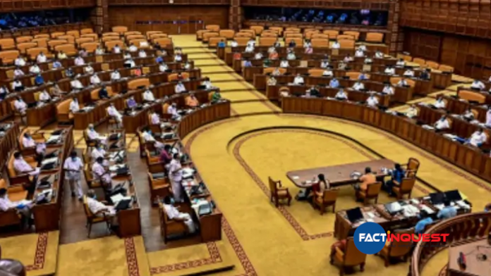 special assembly session against farmers law