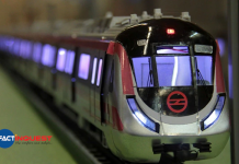 Indias first driverless train to be flagged off by the prime minister