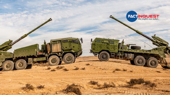 Israel's sales pitch to India: Our artillery gun to support 'Make in India'