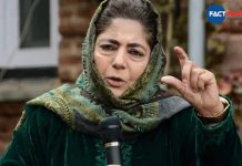Farmers' protest brought Centre to its knees, tweets Mehbooba Mufti