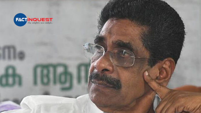 Mullappaly Ramachandran in local body election