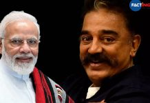 Kamal Haasan wants PM Modi to have a dialogue with farmers