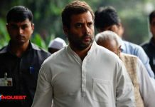 Rahul Gandhi Abroad, Congress Defends Absence At Foundation Day