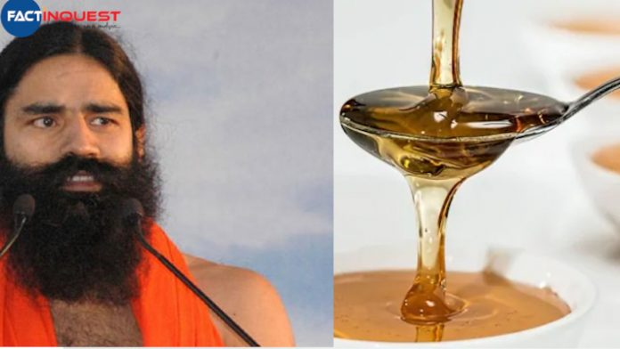 Honey sold by major brands in India adulterated with sugar syrup, claims CSE report