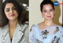 Kangana Ranaut's team blocks Wamiqa Gabbi on Twitter; the latter shares that she is glad