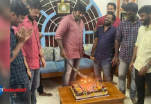 Vijay Sethupathi apologizes for cutting the birthday cake with a sword