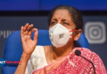 no nation wide lockdown says nirmala sitharaman