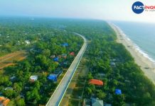 Alappuzha bypass inauguration on the controversy