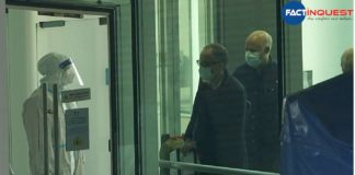 WHO team arrives in Wuhan to probe COVID origins, quarantined for 2 weeks