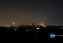 Massive blackout across Pakistan after national grid breakdown