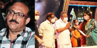 Suresh Kumar against state film awards distribution