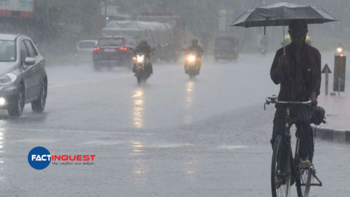 heavy rain kerala expected after vishu
