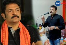Suresh Gopi and I are the only get trolls in politics; Krishnakumar also asked why Mammootty was not criticized