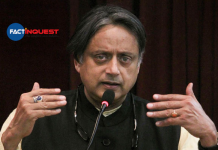Shashi Tharoor says that covaxin should not be allowed in India