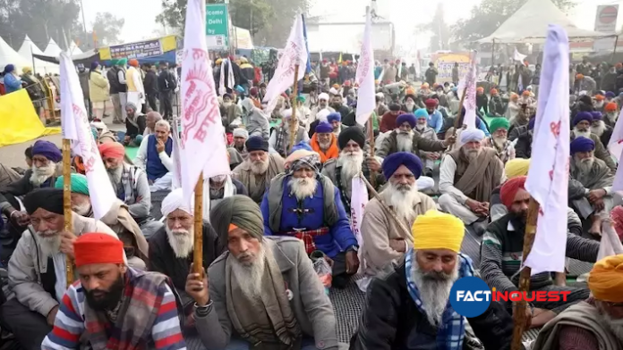 92 days of farmers protest