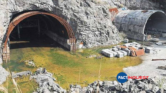 one tunnel will open in kuthiran