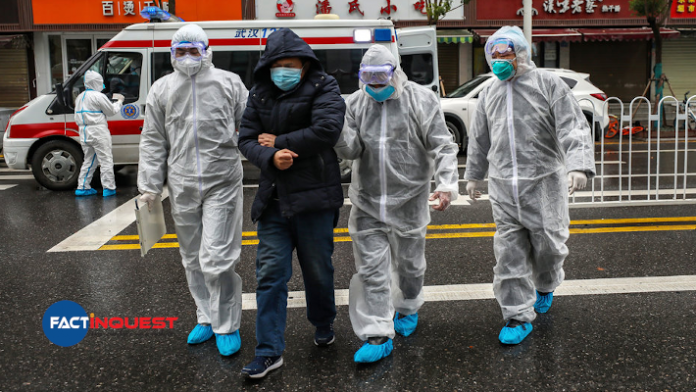 china report first covid death in 8 months amid new strain scare