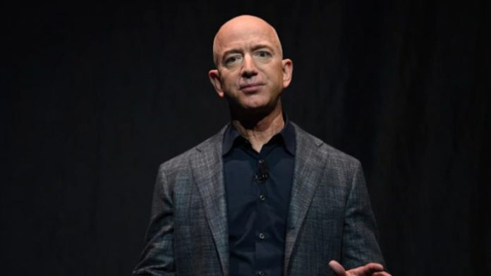 Jeff Bezos to step down as CEO of Amazon in third quarter