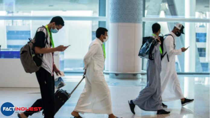 Saudi Arabia suspends entry from 20 countries from February 3