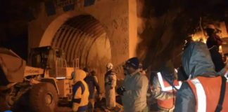 Uttarakhand Tunnel Rescue Work Resumes After Temporary Halt As River Surges