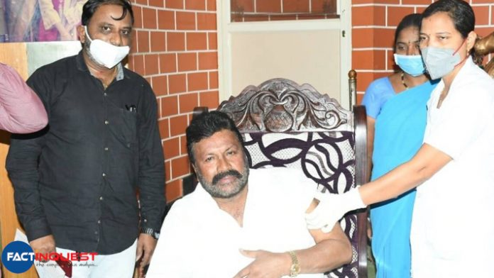 Karnataka Minister takes COVID vaccine at home, Centre seeks report from the state