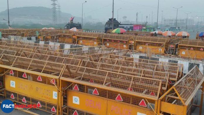 Farmers' protest enters 100th day, protesters to block KMP Expressway today