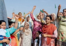 40000 women heading for farmers protest delhi
