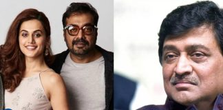 Ashok Chavan slam Centre after IT searches properties of Anurag Kashyap, Taapsee Pannu