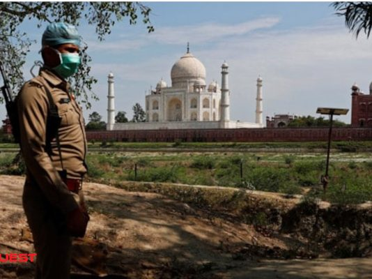 Taj Mahal Briefly Shut, Tourists Evacuated After Bomb Hoax