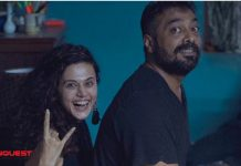 Income Tax raid at Taapsee Pannu, Anurag Kashyap's residence