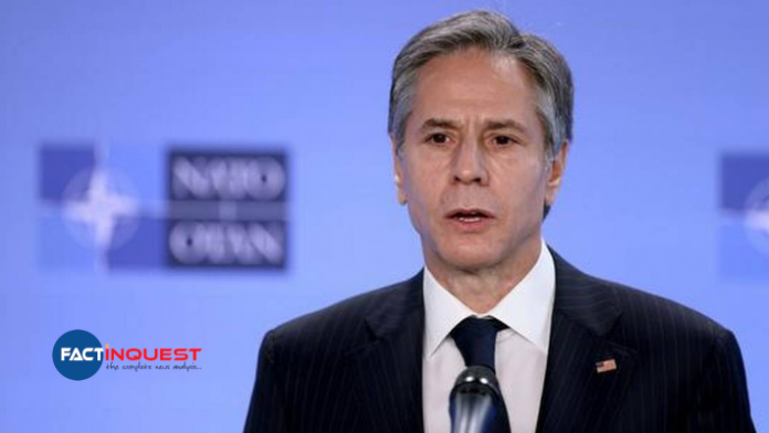 Deeply concerned by India's Covid-19 situation: US state of secretary Blinken